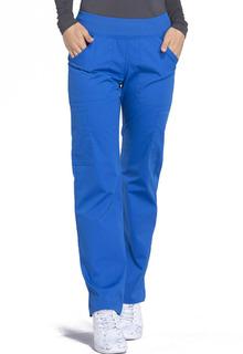 Pro Mid Rise Straight Leg Pull-on Cargo Pant-Cherokee Workwear
