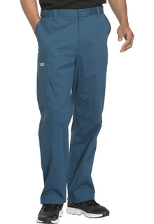 Core Men's Zip Fly Cargo Pant w/Belt Loops - Workwear WW200-Cherokee workwear