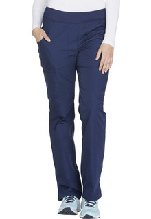 WW210 Mid Rise Straight Leg Pull-on Cargo Pant-