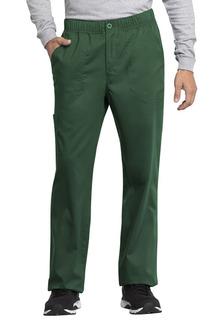 Mens Mid Rise Straight Leg Zip Fly Pant-Cherokee Workwear