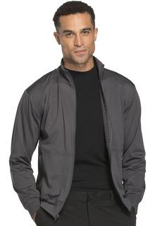 Unisex Zip Front Warm -up Knit Jacket-Cherokee Workwear