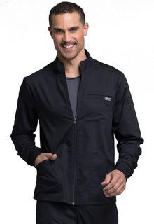 WW320 Mens Zip Front Jacket-Cherokee Workwear