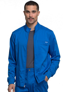 Revolution Men's Zip Front Jacket-Cherokee Workwear