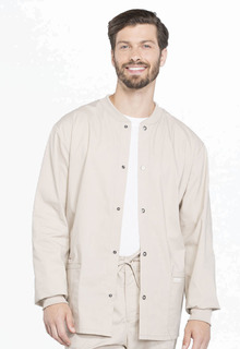 Mens Snap Front Jacket