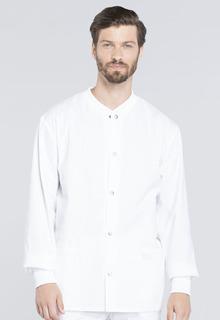 Mens Snap Front Jacket-Cherokee Workwear