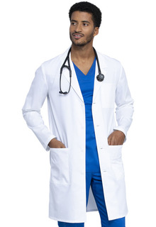 "Mens 40"" Lab Coat-"