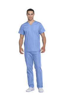 Original Unisex Top and Pant Scrub Set-Cherokee Workwear