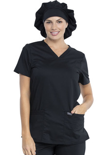 WW550 Bouffant Scrubs Hat-Cherokee Workwear