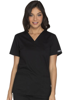 WW630 V-Neck Top-