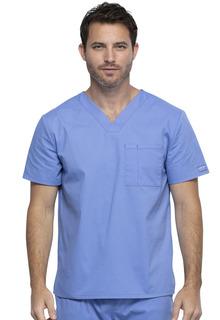 Pro Unisex V-Neck Top-Cherokee Workwear