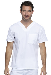 WW644 Unisex V-Neck Top-Cherokee Workwear