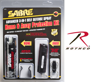 Sabre 3 In 1 Home & Away Kit-Rothco