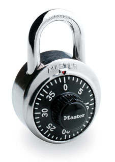MasterLock Combination Lock-