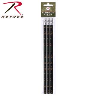 Rothco Camo Pencils-Rothco