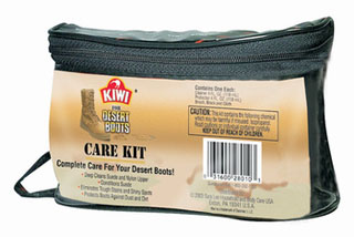 Kiwi Desert Boot Care Kit-Rothco