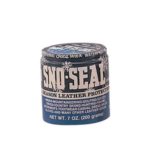 Sno-Seal Leather Protection-