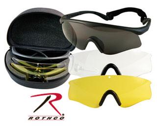 10337_Rothco Firetec Interchangeable Sport Glass Lens System-Rothco