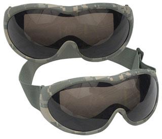 Rothco Desert Goggles-Rothco