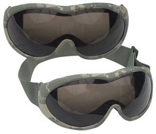 Rothco Desert Goggles-