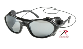 Rothco Tactical Sunglass With Wind Guard-Rothco