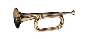 Rothco Brass Cavalry Bugle-