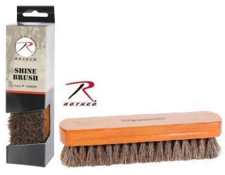 Rothco Shoe Shine Brush-