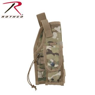 Rothco MOLLE Tactical Holster-Rothco