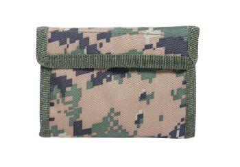 Rothco Digital Camo Commando Wallet-