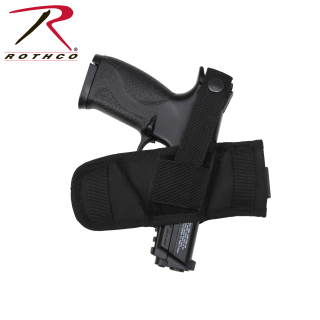 Rothco Ambidextrous Compact Belt Slide Holster-Rothco