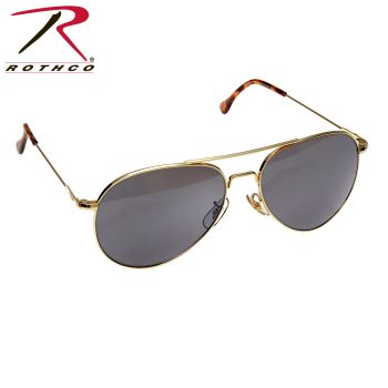 AO Eyewear 58MM General Aviator Sunglasses-