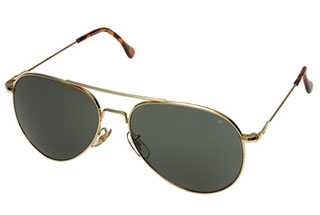 American Optical 58MM General Aviator Sunglasses-Rothco