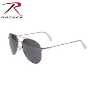 American Optical 58MM General Aviator Sunglasses-Rothco