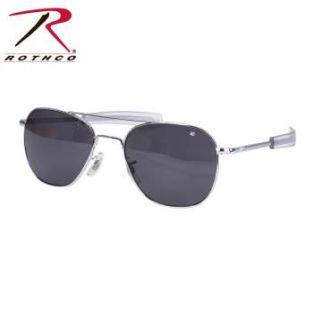 5631c5a3a7 Buy America Optical 55MM Polarized Pilot Sunglasses - Rothco Online ...