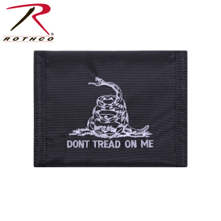 Rothco Dont Tread On Me Commando Wallet-334775-Rothco