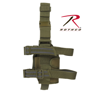 Rothco Deluxe Adjustable Drop Leg Tactical Holster-