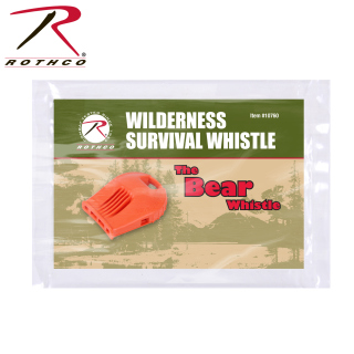 Wilderness Survival Whistle-