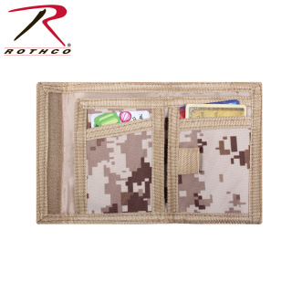 Rothco Digital Camo Commando Wallet-Rothco