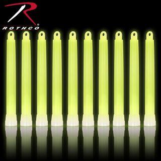 Rothco Chemical Lightsticks - 10 Pack-Rothco
