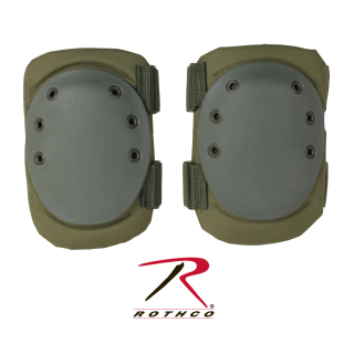 Rothco Tactical Protective Gear Knee Pads-