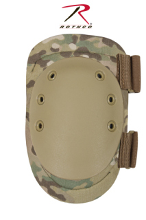 Rothco Multicam Tactical Protective Gear Knee Pads-