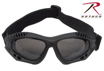 Rothco ANSI Rated Tactical Goggles-Rothco