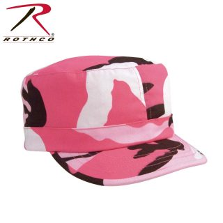 Rothco Womens Adjustable Fatigue Cap-Rothco