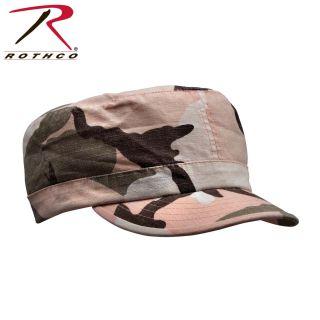Rothco Womens Adjustable Vintage Fatigue Caps-