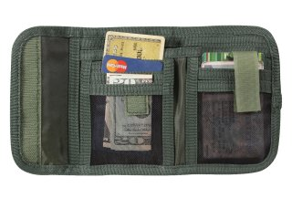 Rothco Deluxe Tri-Fold ID Wallet-Rothco