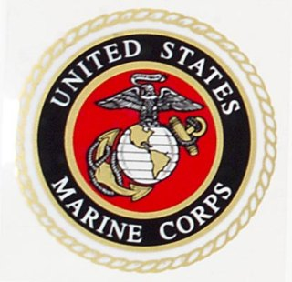 Rothco U.S. Marine Corps Seal Decal-