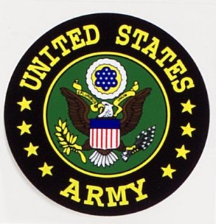 Rothco U.S. Army Seal Decal-