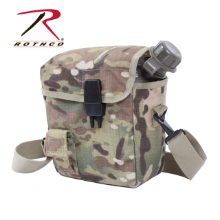 Rothco MOLLE 2 QT. Bladder Canteen Cover-