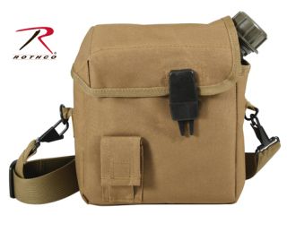 Rothco MOLLE 2 QT. Bladder Canteen Cover-Rothco