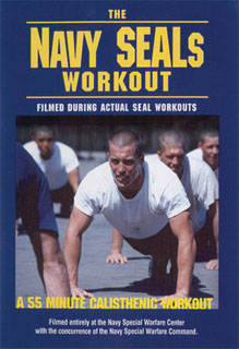 Navy Seals Workout DVD-Rothco