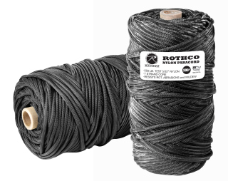 Rothco Nylon Paracord 550lb 300 Ft Tube-Rothco